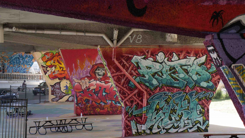 Van Horne skate park Jam