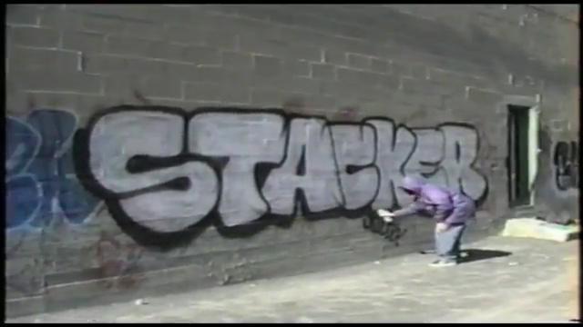 Graffiti Video: Montreal Graffiti 1995