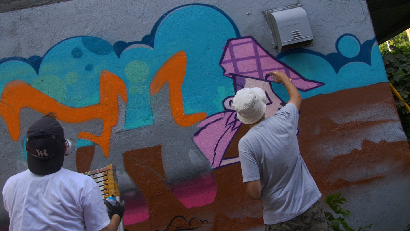 Graffiti Video: Senck & Snipe