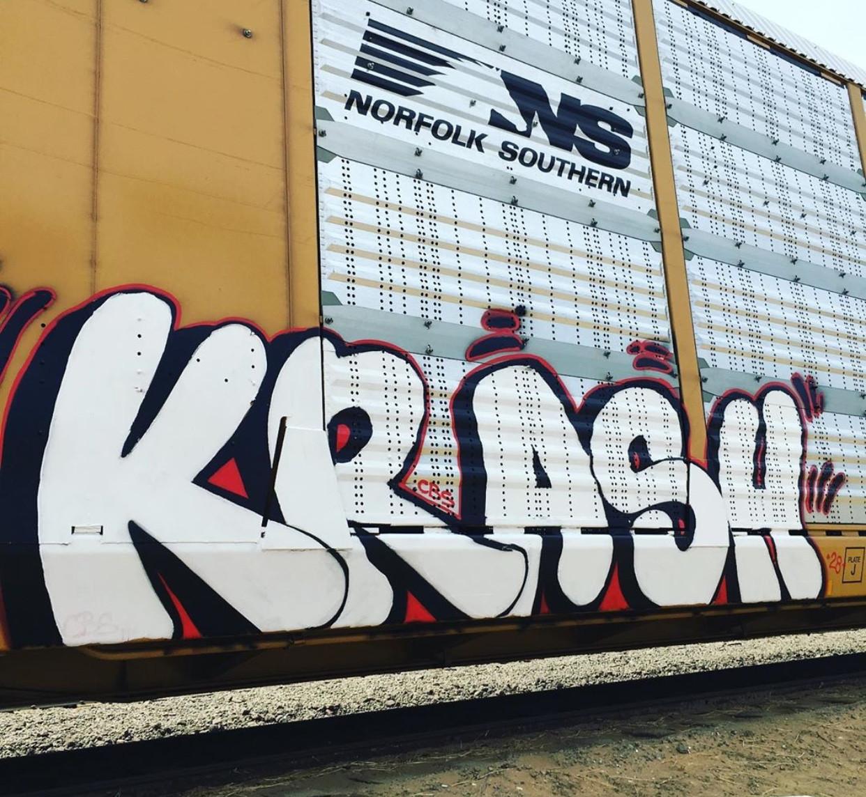 Krasher