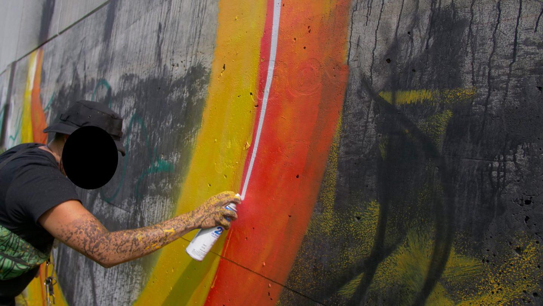 Graffiti Video: VEW - Hybrid piece