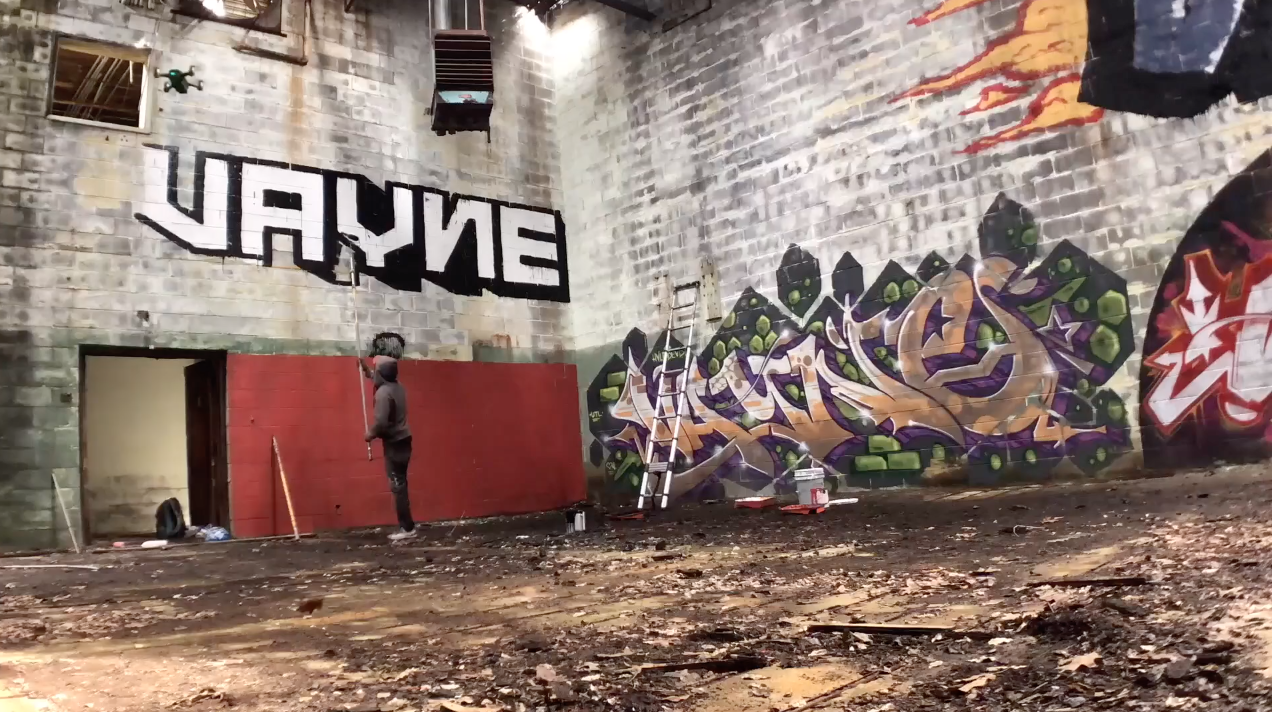 Graffiti Video: Vayne - Much Better