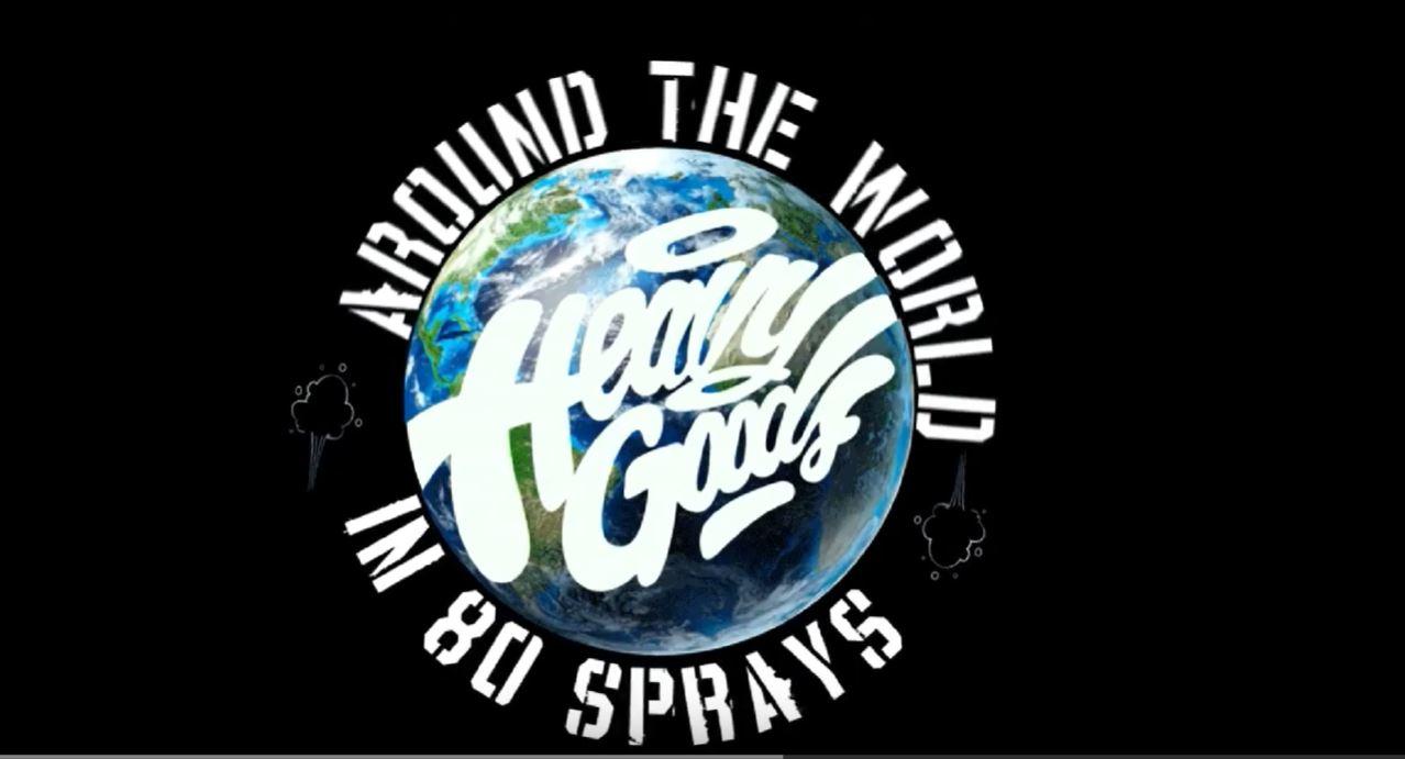 Around The World In 80 Sprays - Episode 4 - TWONE