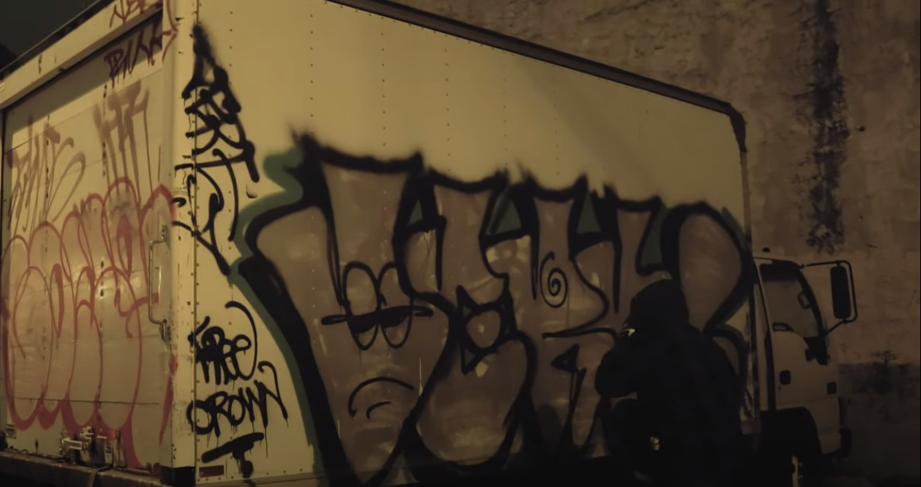 Philly Graff with King Bum & Dask