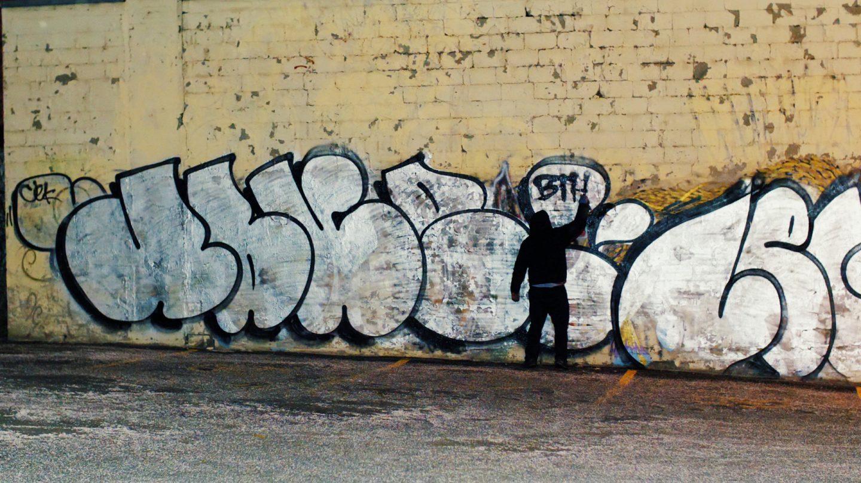Graffiti Video: Four Season Treason