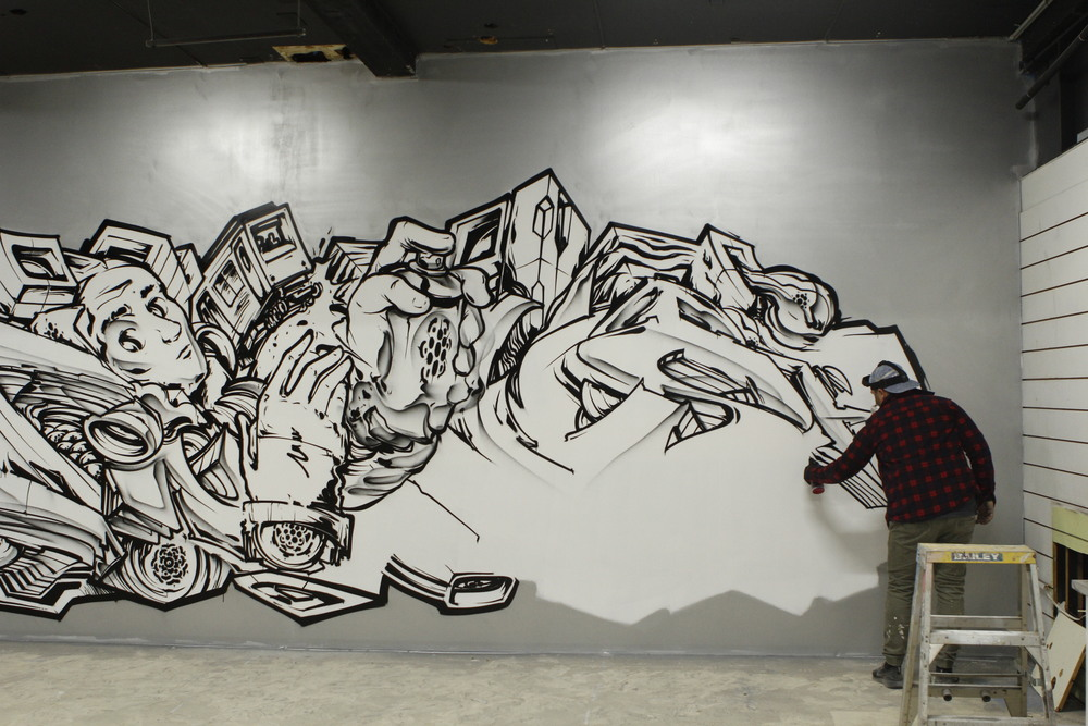 Graffiti Video: SOFLES - MORE OUTLINES