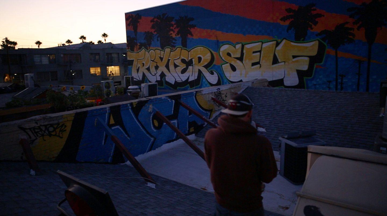 Graffiti Video: MR. TRIXTER - LOS ANGELES GRAFFITI