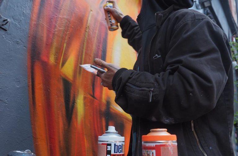 Graffiti Interview: FANAKAPAN