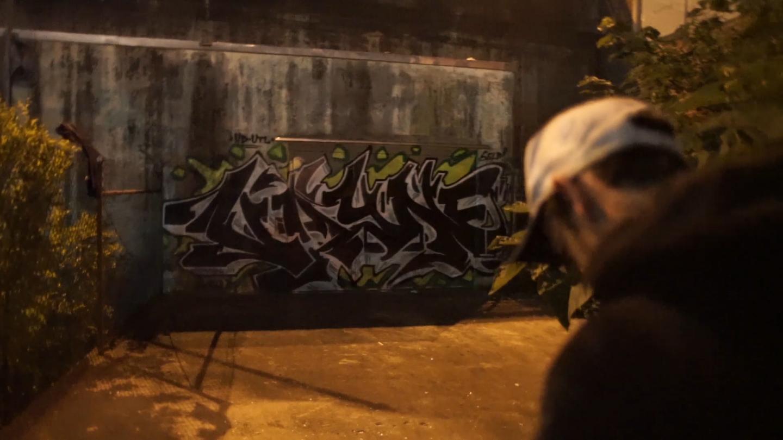 Graffiti Video: Vayne - State of Surveillance