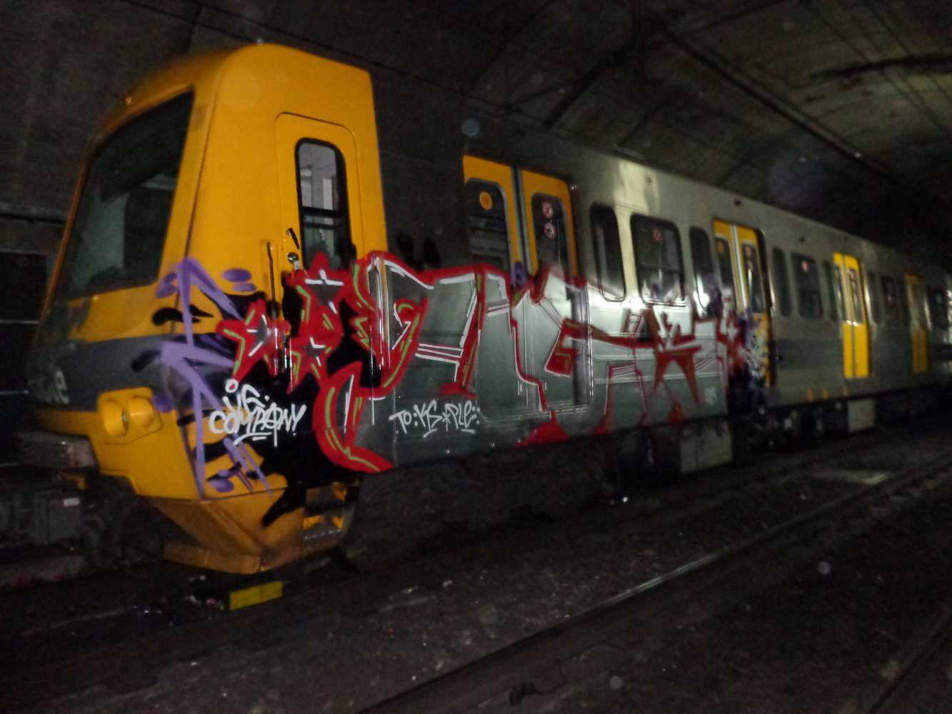 Graffiti Video: BUEN@S WRITERS