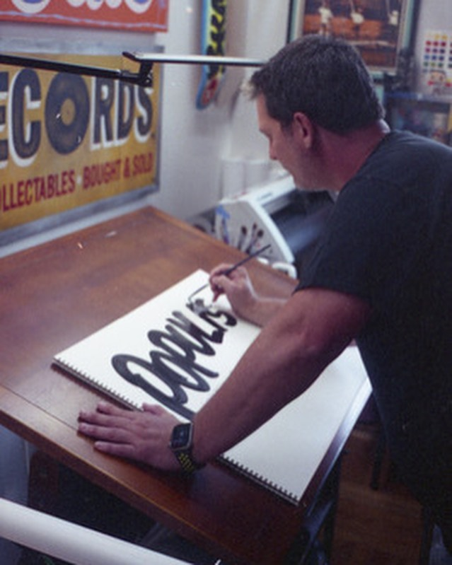 Graffiti Video: Populist Studio visit with Peter Paid