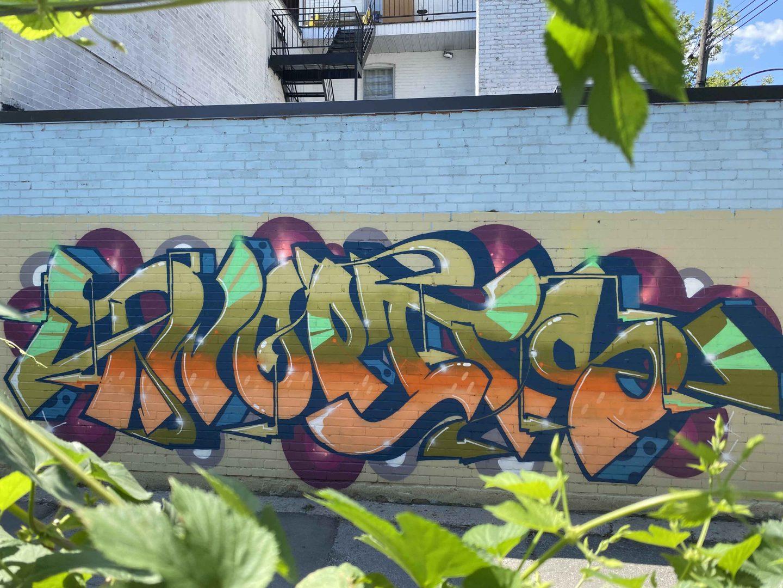 Graffiti Video: ARMPIT