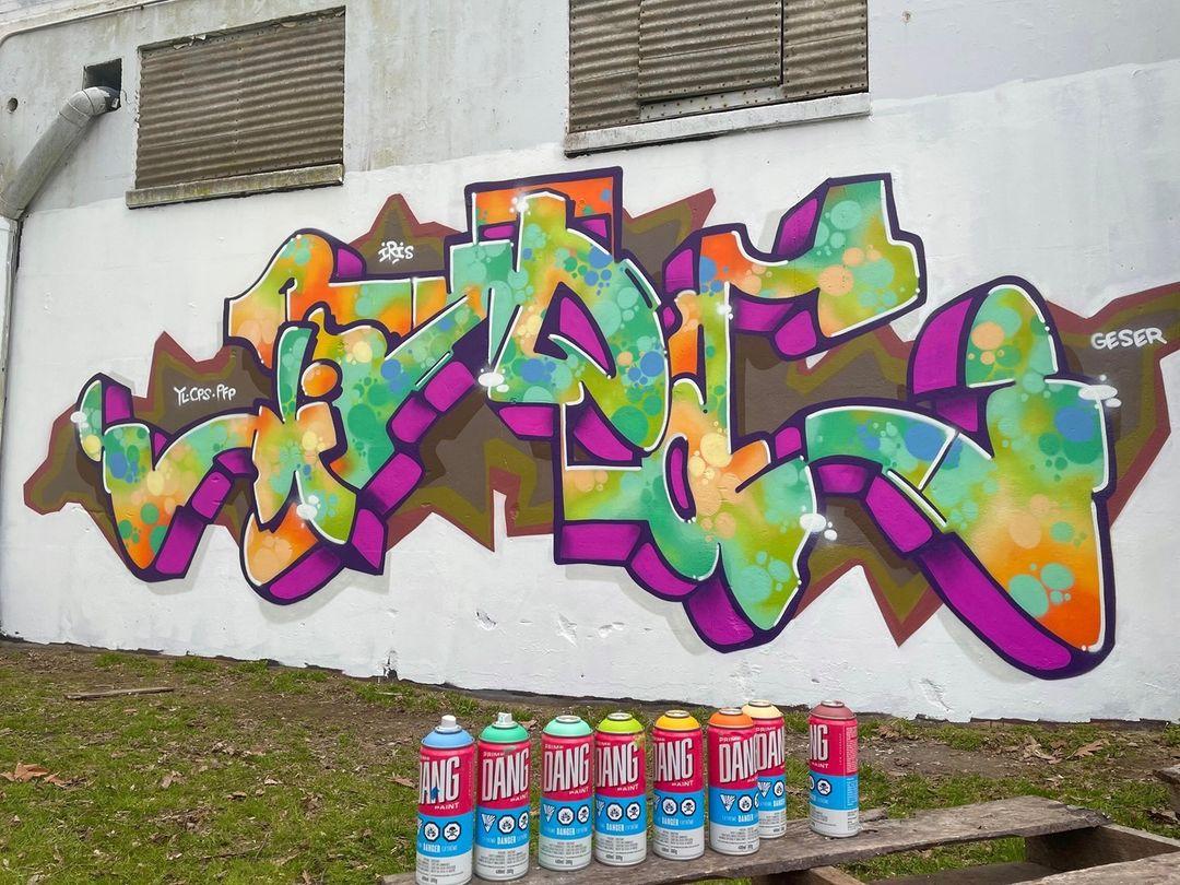 JIMBOE x DANG Prime Paint