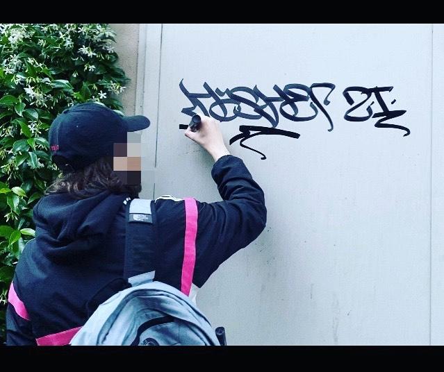 Graffiti Video: GROG INK HEADS #6 – Hasher