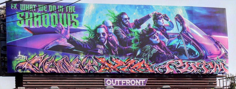 Graffiti Video: In The Shadows