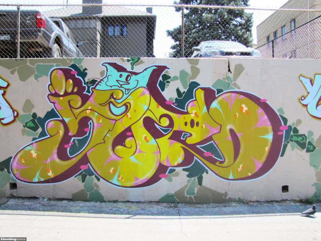 Jive graffiti pictures   Bombing Science