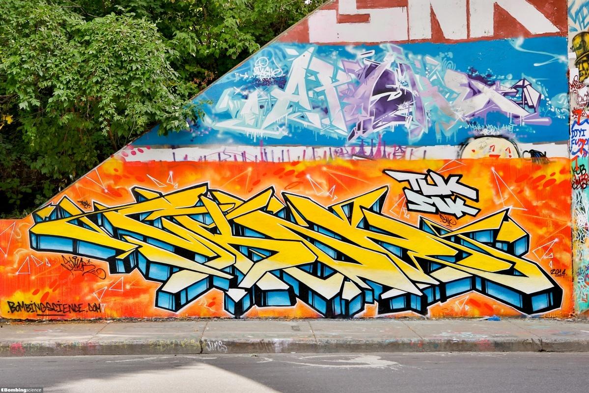 Skor / Montreal / Walls