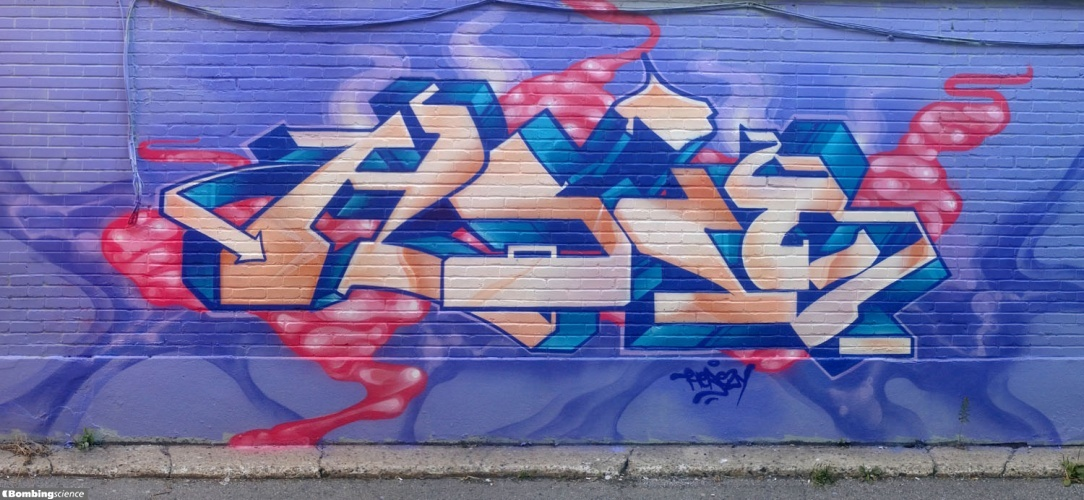 Hsix / Montreal / Walls