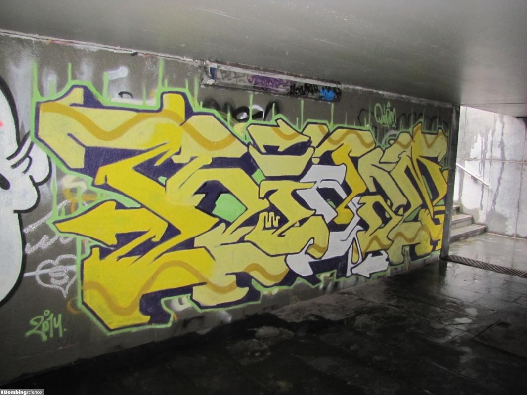 Liège Wall Update   Bombing Science