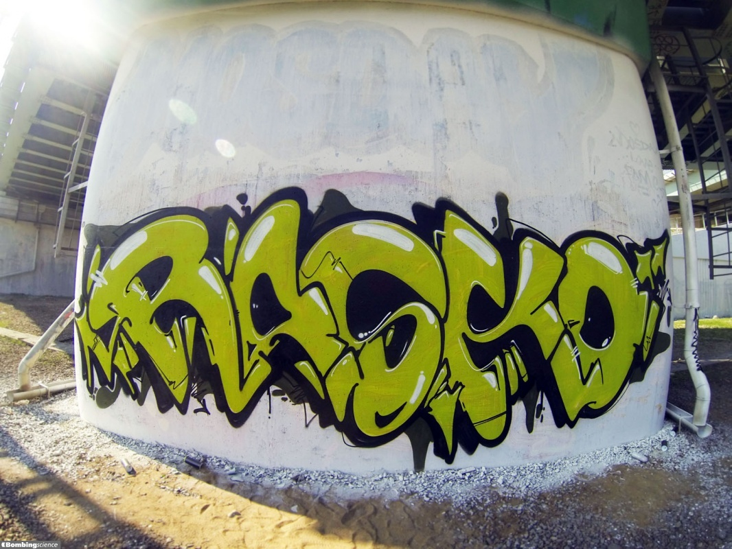 Rasko / Moscow / Walls