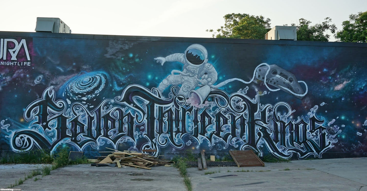 Houston Walls 9 Pics Bombing Science
