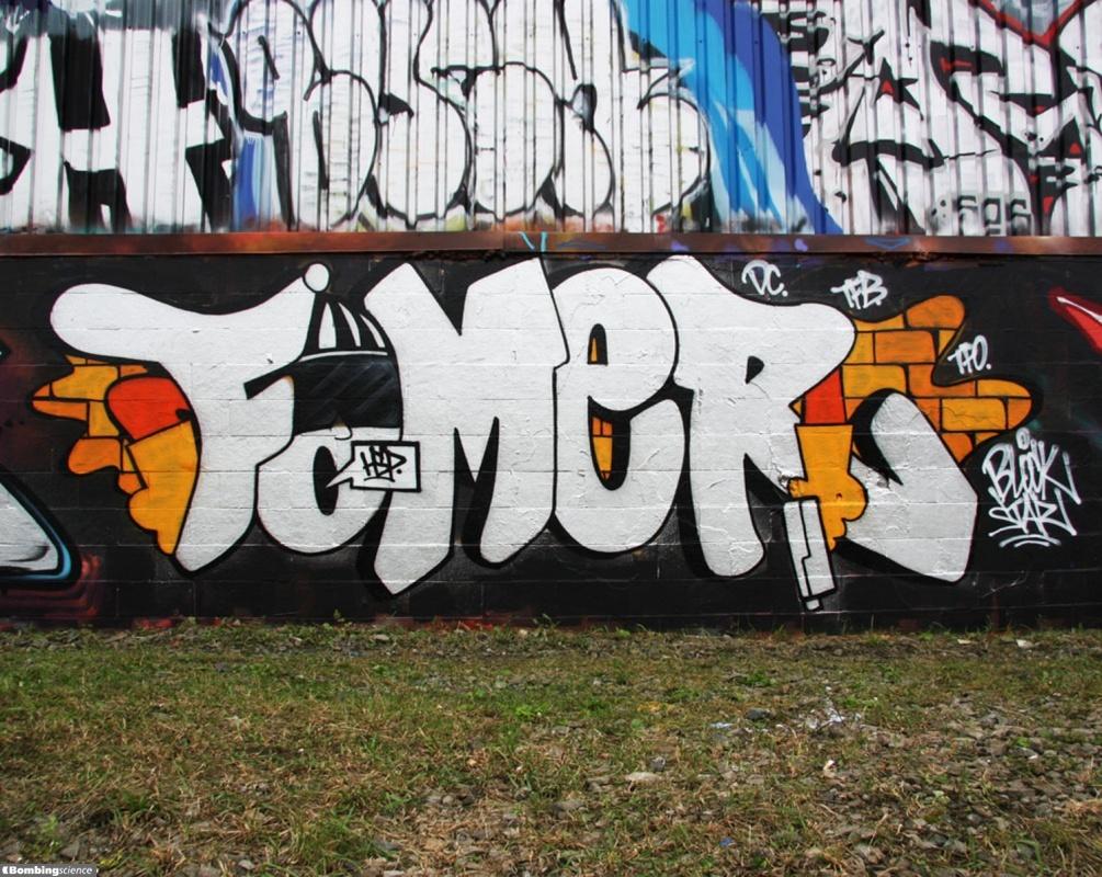 Fomer / Montreal / Walls