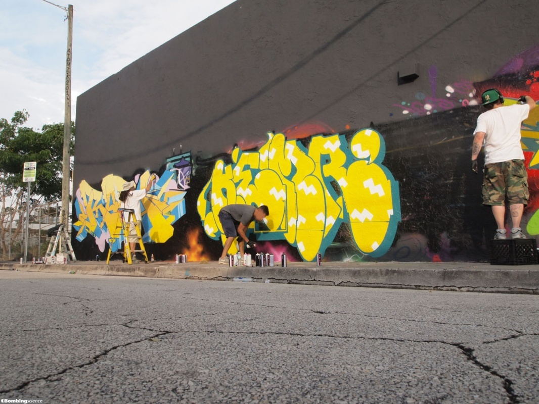 Art Basel 2015 Part.2 | Bombing Science