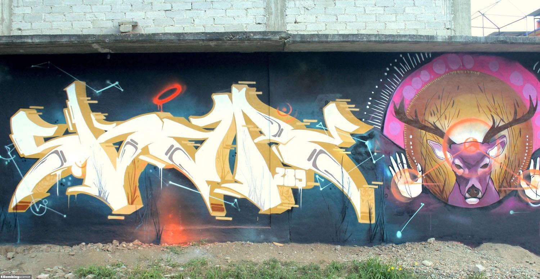 Antec / Oaxaca / Walls
