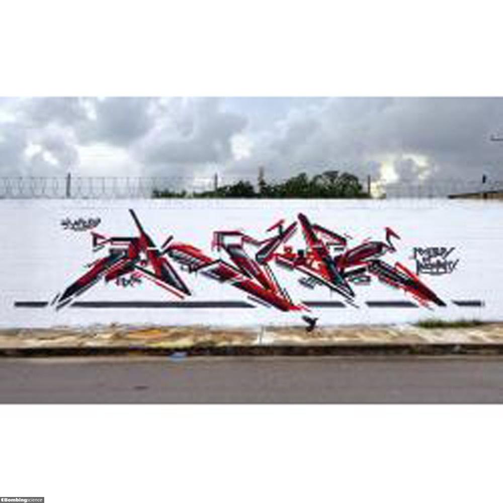 SKape289 / Playa del Carmen / Walls