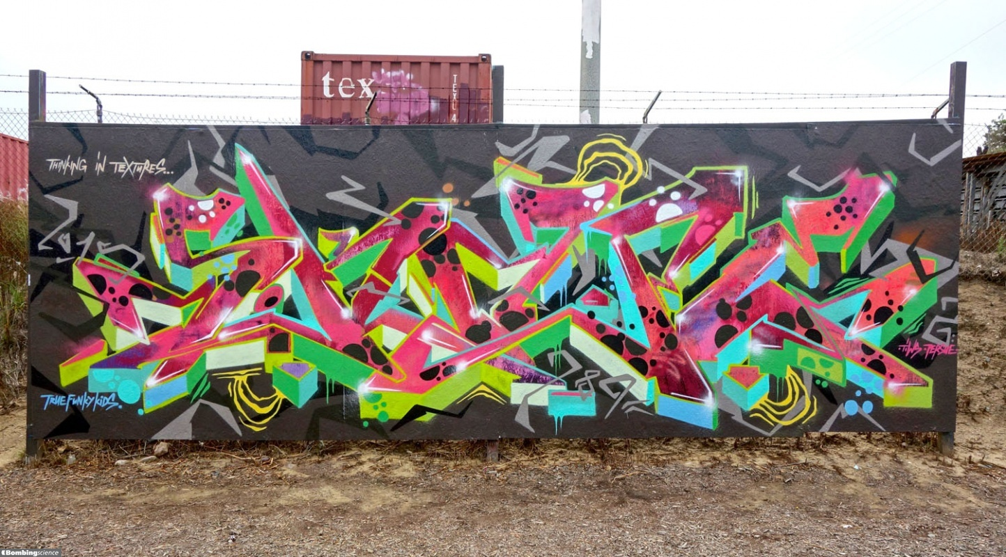 SKape289 / San Diego / Walls