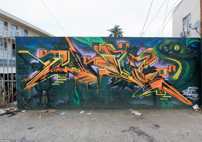Espy / Los Angeles / Walls