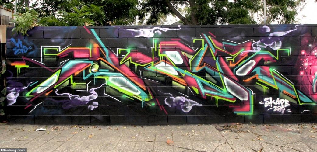 SKape289 / Los Angeles / Walls