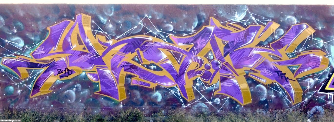 SKape289 / Mexico City / Walls