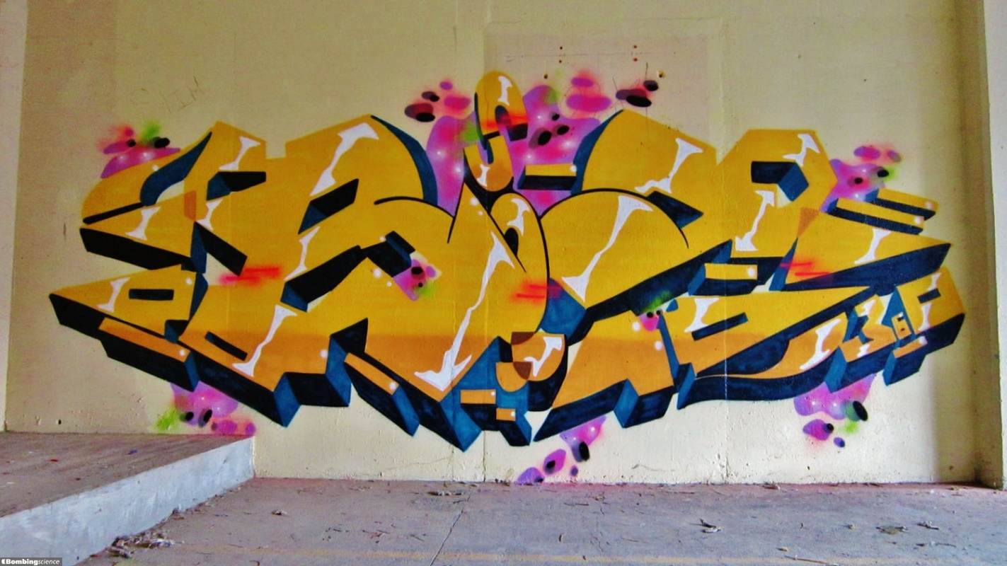 Biz graffiti pictures | Bombing Science