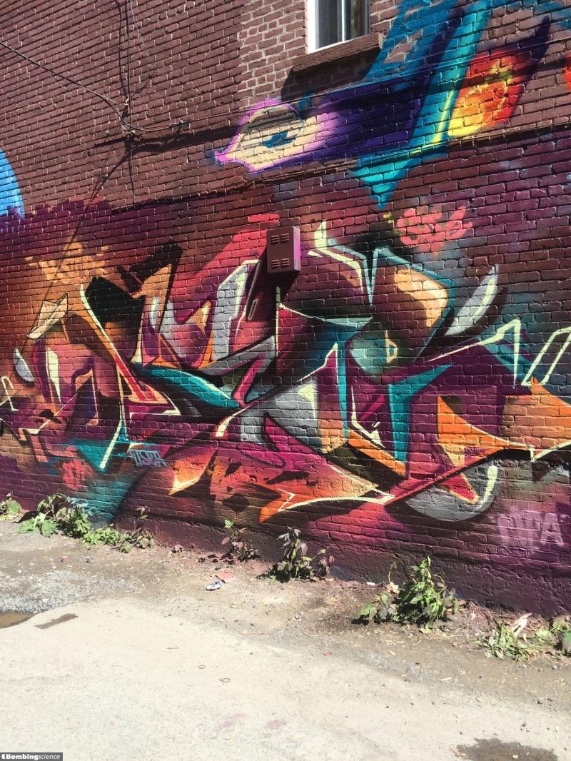 Dodo ose / Montreal / Walls