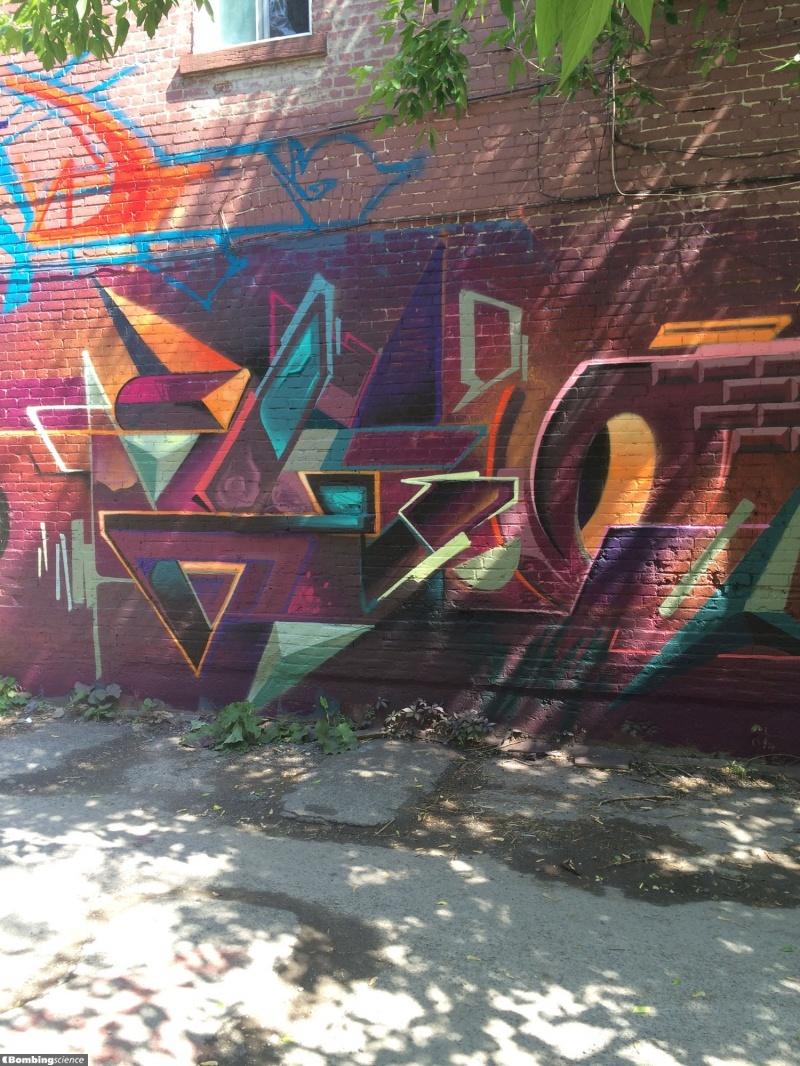 Fleo / Montreal / Walls