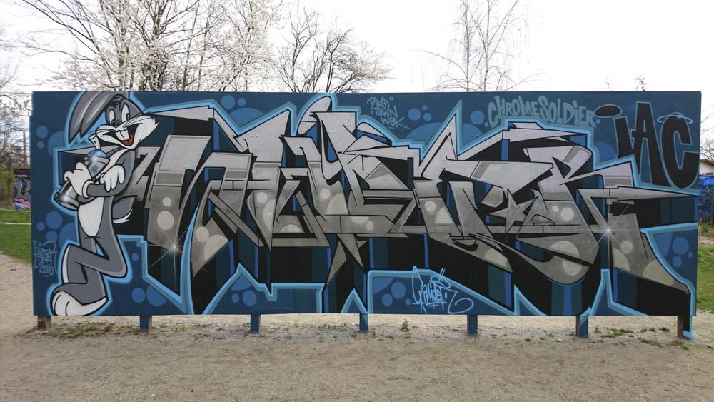 dresden graffiti