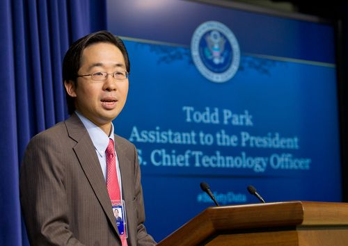 Image of Todd Park Speaking