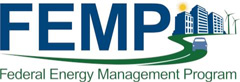 Federal Energy Management Program logo