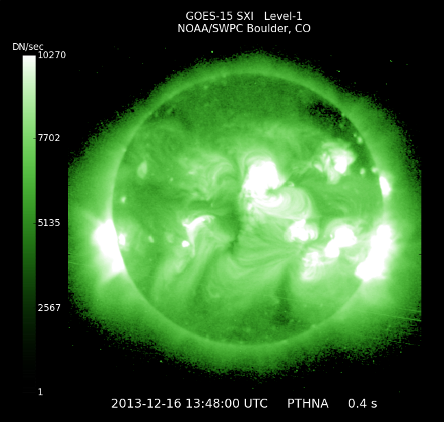 Space Weather: Live From Boulder, Colorado