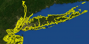 Sea Level Rise Planning Tool - New York City