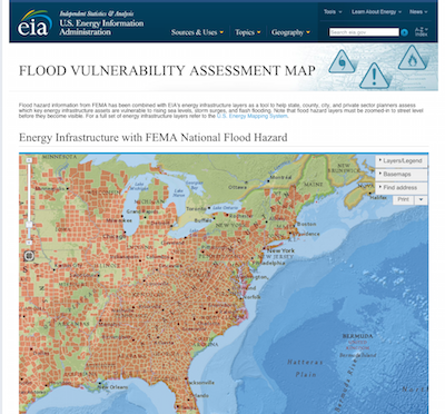 for a full set of energy infrastructure layers refer to the u s energy mapping system application preview