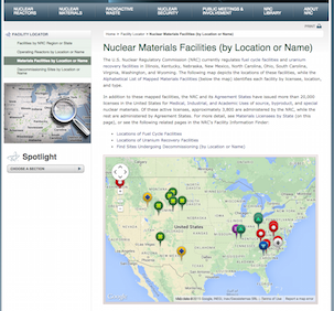 Nuclear Materials Facilities