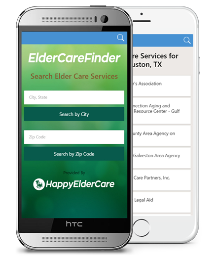Elder Care Finder