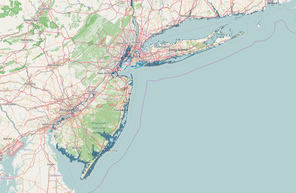 FEMA MOTF-Hurricane Sandy Impact Analysis