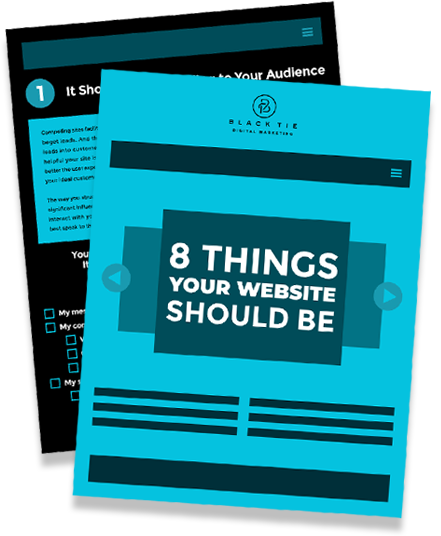 8 Things Your Website Should Be Cover Photo
