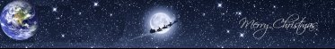 Merry Christmas in the Sky