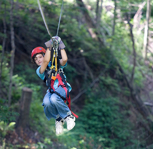Letting Go: I Drove My Boy to Camp