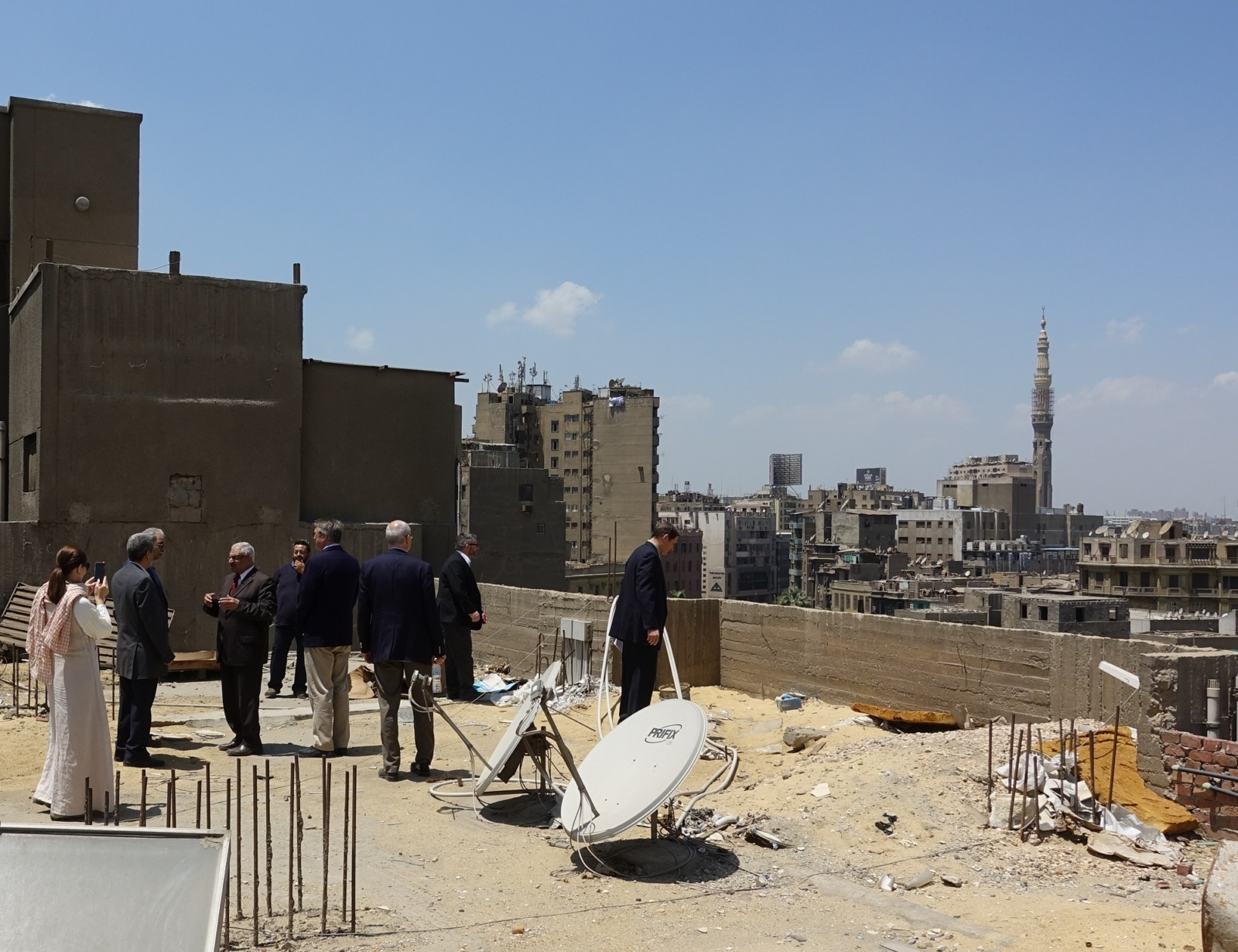Building Up Media Ministry in Egypt