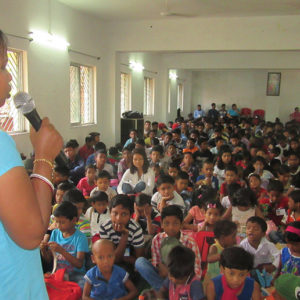 VBS Student Share the Risen Lord